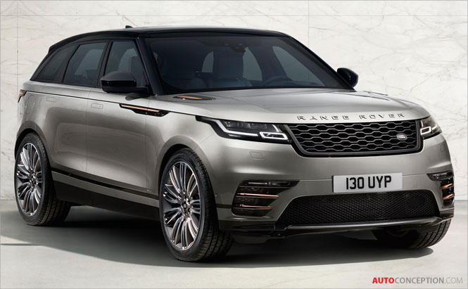Range Rover Becomes Britain's Largest Luxury Export