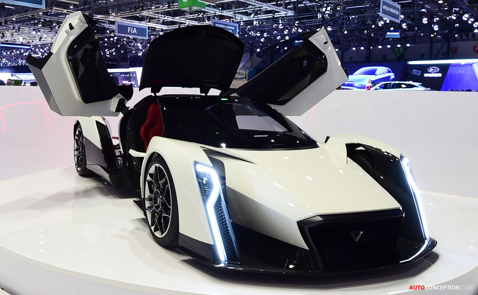 Car Covers Target >> Vanda Electrics' 'Dendrobium' Concept Revealed - AutoConception.com - AutoConception.com