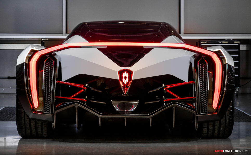 Car Covers Target >> Vanda Electrics' 'Dendrobium' Concept Revealed - AutoConception.com