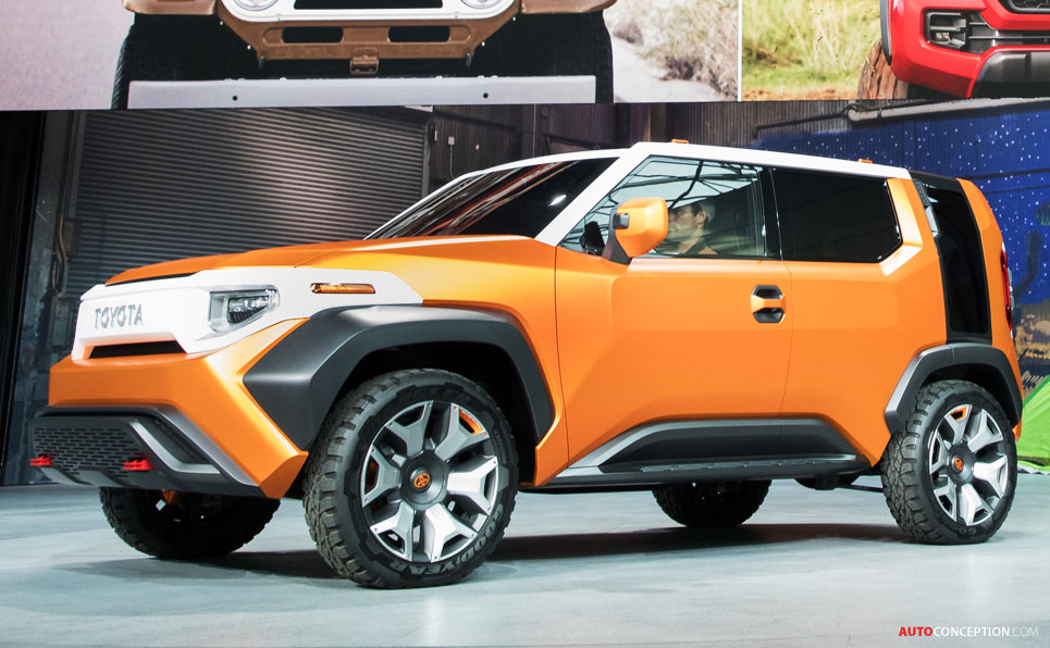 Designed for Millennials, Toyota's FT-4X Concept Is a ...