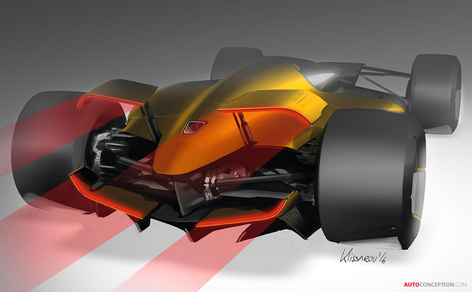 Renault 'R.S. 2027 Vision' Concept Previews F1 Racing Cars ...