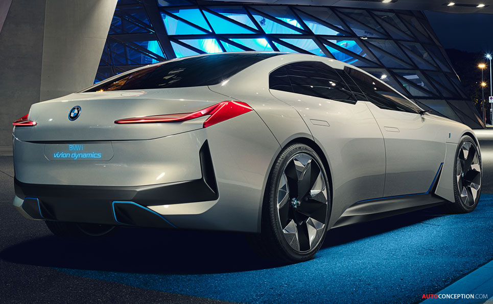 I Vision Dynamics Concept Hints At Electric Bmw 3 Series