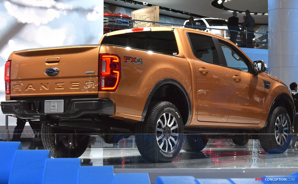 pick  truck sales boom sees return  ford ranger autoconceptioncom