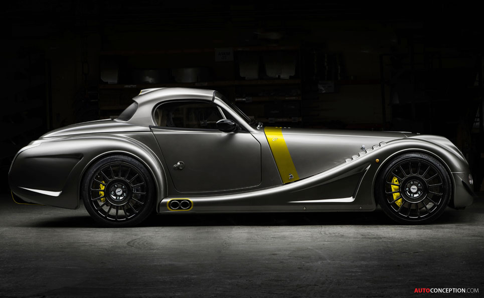 First Morgan 'Aero GT' Rolls Off the Production Line
