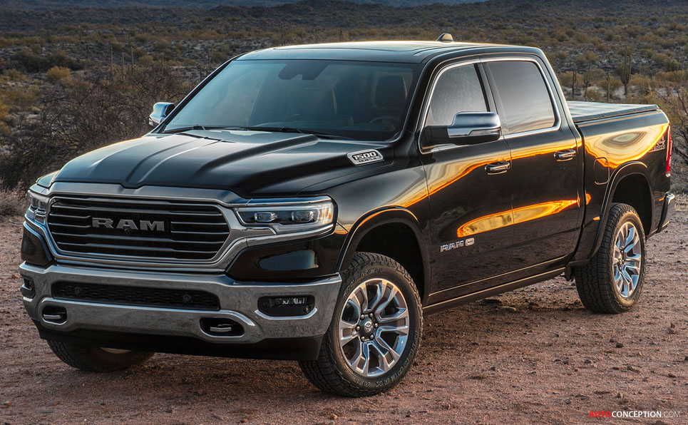 New 2019 Ram 1500 Aims to Become 'Benchmark' Pickup Truck ...