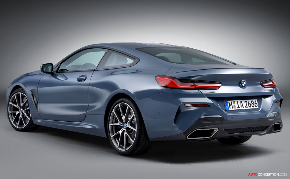 New BMW 8 Series Coupe Officially Revealed