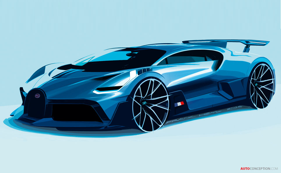 New Bugatti 'Divo' Hypercar Officially Revealed ...
