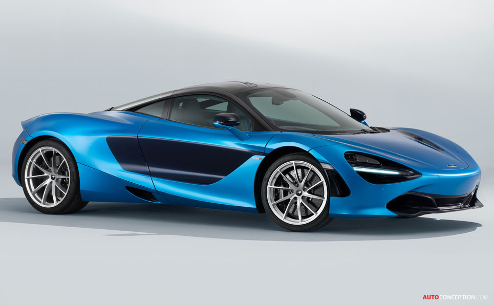 Two New Design Themes for McLaren 720S Revealed