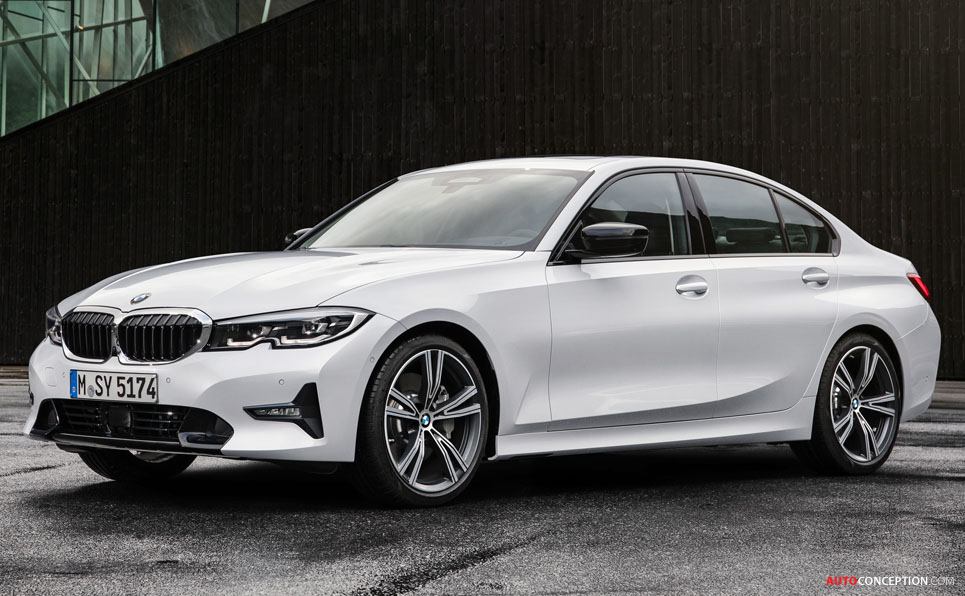 New 2019 BMW 3 Series Officially Unveiled