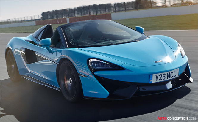 UK's Most Popular Supercars Revealed