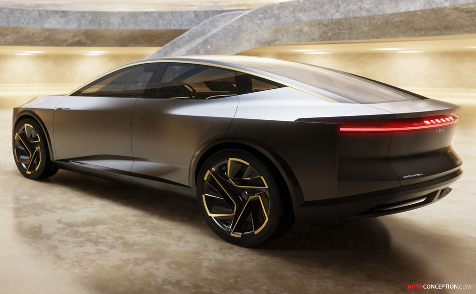Nissan 'IMs Concept' Revealed in Detroit - AutoConception com