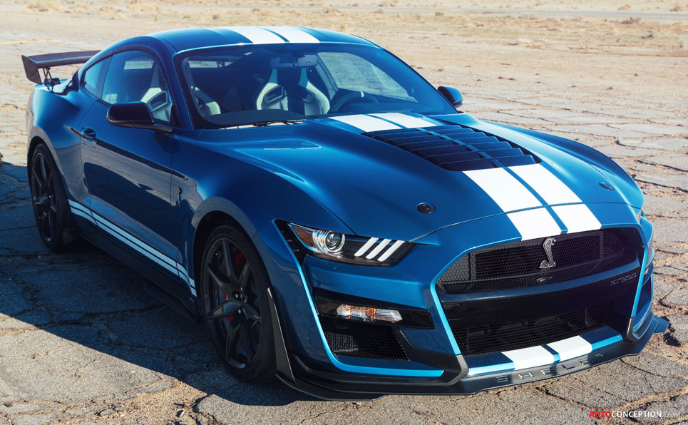 All-New Mustang Shelby GT500 Becomes the Most Powerful ...
