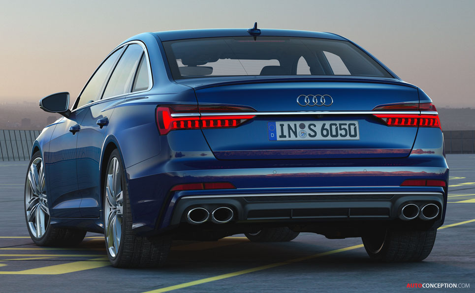 Audi Unveils New S6 and S7 Sportback Models