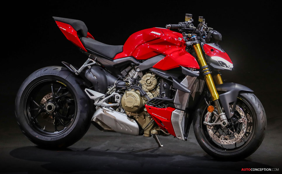 Ducati Streetfighter V4 Voted 'Most Beautiful Bike' at 2019 EICMA Show