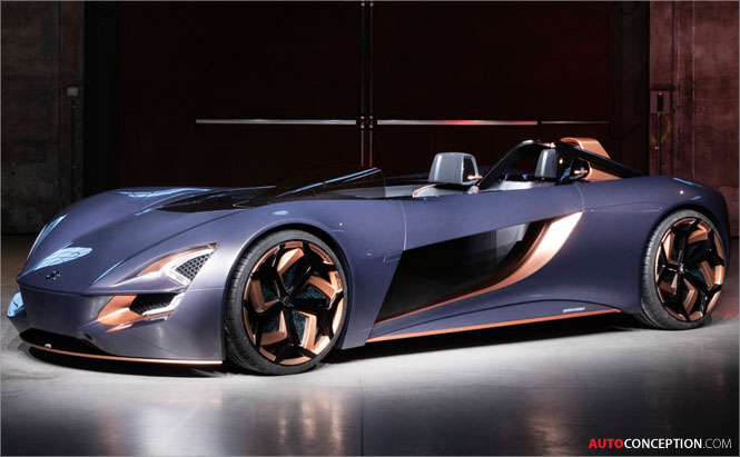 Istituto Europeo di Design and Suzuki Unveil 'Misano' Concept