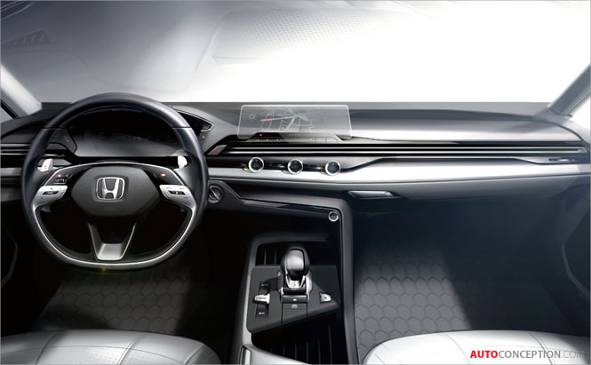 Honda Introduces New Interior Design Philosophy